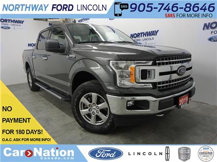2019 Ford F-150 XLT | 4X4 | TOUCHSCREEN | XTR PKG | CREW CAB (Stk: OF19611A) in Brantford - Image 1 of 32