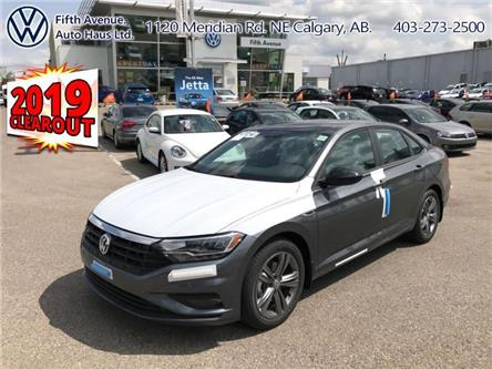 2019 Volkswagen Jetta 1.4 TSI Highline (Stk: 19006) in Calgary - Image 1 of 26