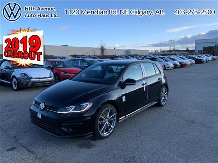 2019 Volkswagen Golf R 2.0 TSI (Stk: 19514) in Calgary - Image 1 of 28