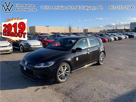 2019 Volkswagen Golf R 2.0 TSI (Stk: 19550) in Calgary - Image 1 of 28