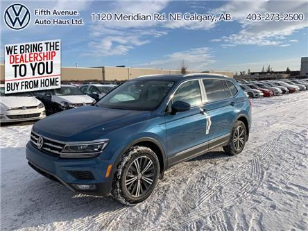 2020 Volkswagen Tiguan Highline (Stk: 20002) in Calgary - Image 1 of 30