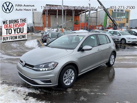 2019 Volkswagen Golf 1.4 TSI Comfortline (Stk: 3492) in Calgary - Image 1 of 24