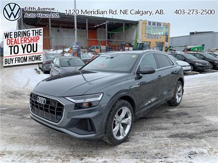 2019 Audi Q8 55 Progressiv (Stk: 3322) in Calgary - Image 1 of 30