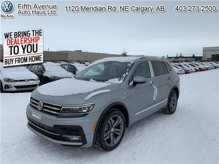 2020 Volkswagen Tiguan Highline (Stk: 20018) in Calgary - Image 1 of 30