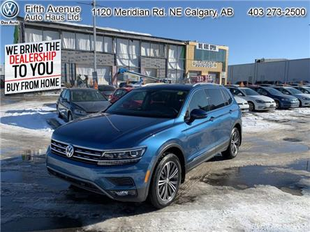 2019 Volkswagen Tiguan Highline (Stk: 3524) in Calgary - Image 1 of 30