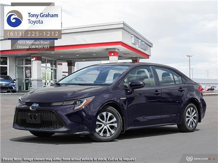 2020 Toyota Corolla Hybrid Base (Stk: 59403) in Ottawa - Image 1 of 23