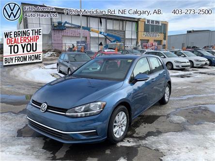 2019 Volkswagen Golf 1.4 TSI Comfortline (Stk: 3515) in Calgary - Image 1 of 24