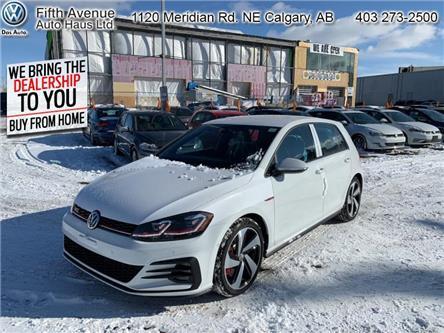 2020 Volkswagen Golf GTI Autobahn (Stk: 20071) in Calgary - Image 1 of 29