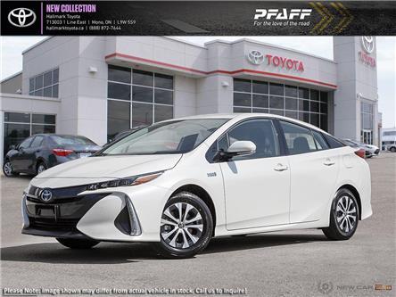 2020 Toyota Prius Prime Upgrade (Stk: H20448) in Orangeville - Image 1 of 10