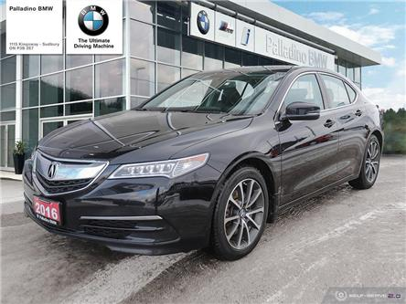 2016 Acura TLX Base (Stk: U0117) in Sudbury - Image 1 of 19