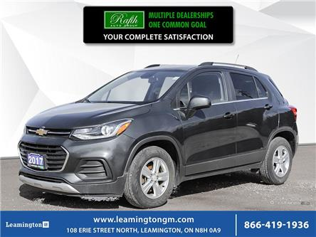 2017 Chevrolet Trax LT (Stk: 20-385A) in Leamington - Image 1 of 27