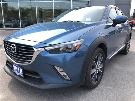 2018 Mazda CX-3 GT (Stk: P20015) in Toronto - Image 1 of 27