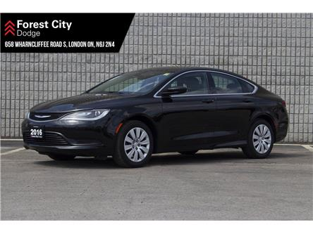 2016 Chrysler 200 LX (Stk: PM0167A) in London - Image 1 of 21
