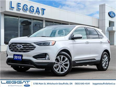 2019 Ford Edge Titanium (Stk: U5369) in Stouffville - Image 1 of 30