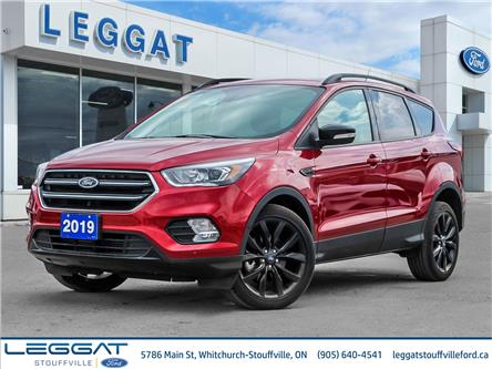 2019 Ford Escape Titanium (Stk: U5356) in Stouffville - Image 1 of 28