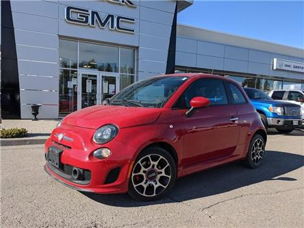 2013 Fiat 500 Sport Turbo (Stk: 20373AA) in Orangeville - Image 1 of 13