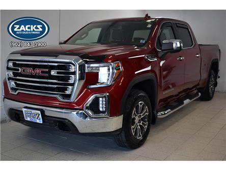 2019 GMC Sierra 1500 SLT (Stk: 99021) in Truro - Image 1 of 24