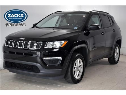 2018 Jeep Compass Sport (Stk: 26162) in Truro - Image 1 of 19