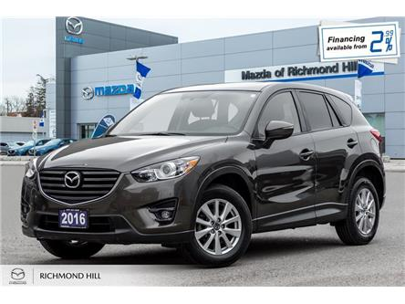 2016 Mazda CX-5 GS (Stk: 20-107A) in Richmond Hill - Image 1 of 20