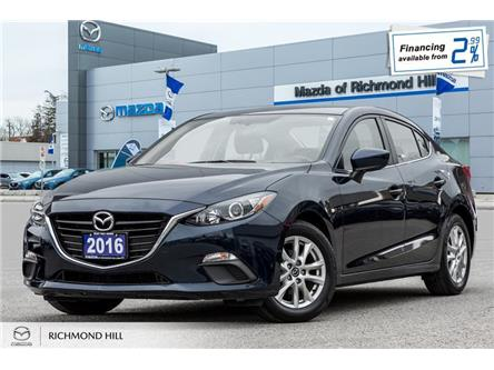 2016 Mazda Mazda3 GS (Stk: 20-297A) in Richmond Hill - Image 1 of 19
