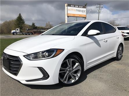 2018 Hyundai Elantra GLS (Stk: -) in Kemptville - Image 1 of 29
