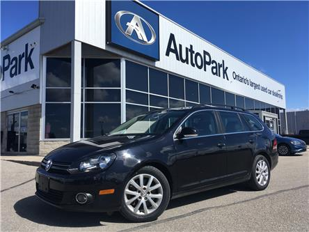2013 Volkswagen Golf 2.0 TDI Comfortline (Stk: 13-53923JB) in Barrie - Image 1 of 23