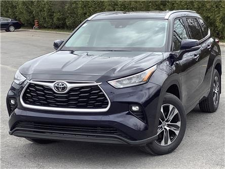 2020 Toyota Highlander XLE (Stk: 22224) in Kingston - Image 1 of 30