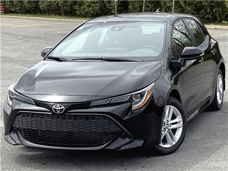 2020 Toyota Corolla Hatchback Base (Stk: 22221) in Kingston - Image 1 of 26