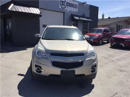 2012 Chevrolet Equinox 2LT (Stk: -) in Winnipeg - Image 1 of 18