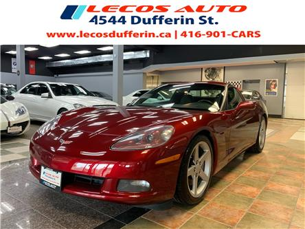 2007 Chevrolet Corvette Base (Stk: 123433) in Toronto - Image 1 of 17