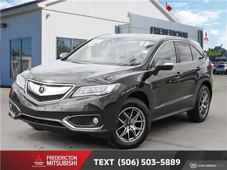 2017 Acura RDX Elite (Stk: 200303A) in Fredericton - Image 1 of 23