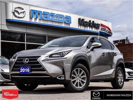 2016 Lexus NX 200t Base (Stk: N200192A) in Markham - Image 1 of 25
