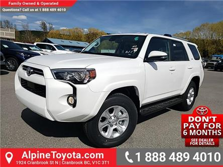 2020 Toyota 4Runner Base (Stk: 5809603) in Cranbrook - Image 1 of 25