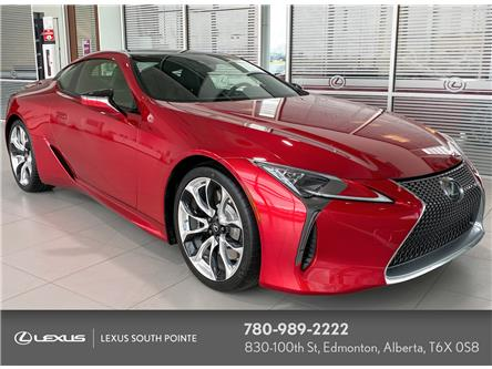 2020 Lexus LC 500 Base (Stk: LL00553) in Edmonton - Image 1 of 15