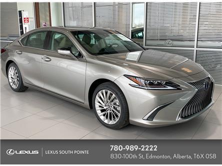 2020 Lexus ES 300h Premium (Stk: LL00554) in Edmonton - Image 1 of 18