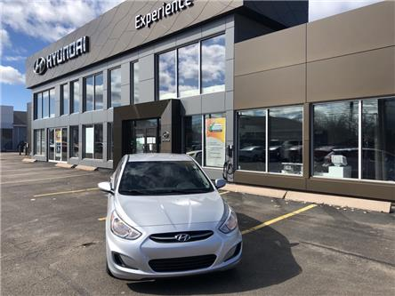 2015 Hyundai Accent GL (Stk: N799A) in Charlottetown - Image 1 of 2