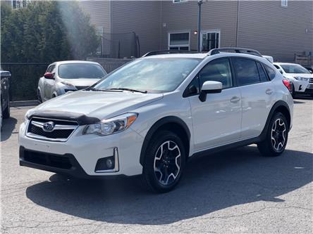 2016 Subaru Crosstrek Sport Package (Stk: 20118A) in Rockland - Image 1 of 12