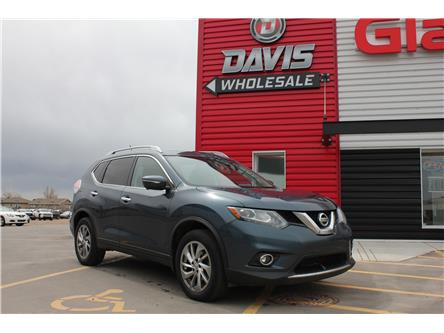 2014 Nissan Rogue SL (Stk: 7149) in Lethbridge - Image 1 of 8