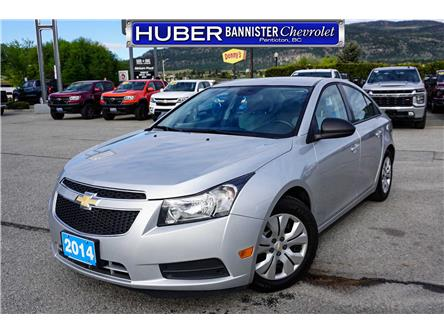2014 Chevrolet Cruze 2LS (Stk: 9454C) in Penticton - Image 1 of 16