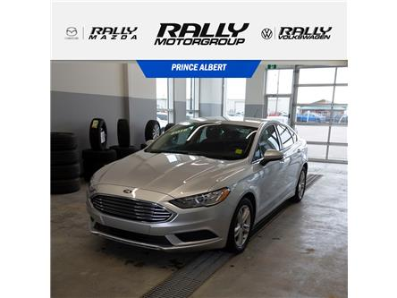2018 Ford Fusion SE (Stk: V1076) in Prince Albert - Image 1 of 19