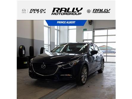 2017 Mazda Mazda3 GT (Stk: V1084) in Prince Albert - Image 1 of 15