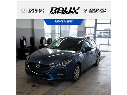 2018 Mazda Mazda3 GS (Stk: V1170) in Prince Albert - Image 1 of 19