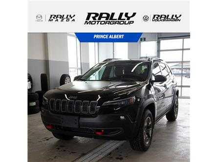 2019 Jeep Cherokee Trailhawk (Stk: V1172) in Prince Albert - Image 1 of 15