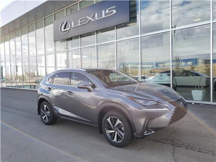 2020 Lexus NX 300h Base (Stk: L20427) in Calgary - Image 1 of 8