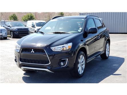 2015 Mitsubishi RVR GT (Stk: 10623AA) in Lower Sackville - Image 1 of 18