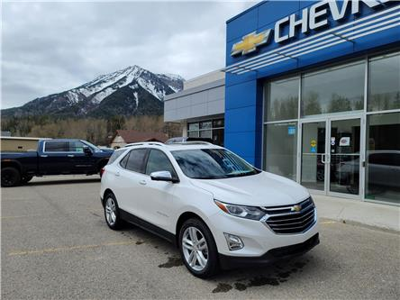 2020 Chevrolet Equinox Premier (Stk: L6194838) in Fernie - Image 1 of 11