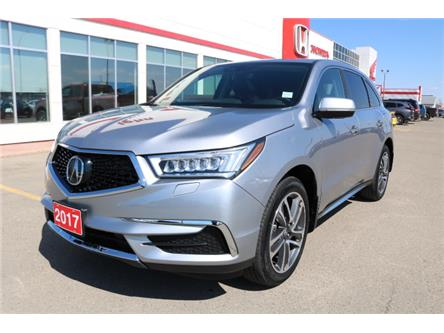 2017 Acura MDX Navigation Package (Stk: U1122) in Fort St. John - Image 1 of 16