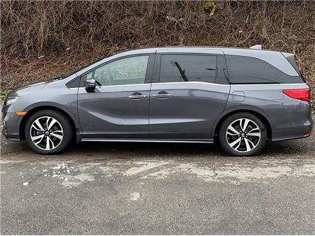 2019 Honda Odyssey Touring (Stk: J0039) in London - Image 1 of 18