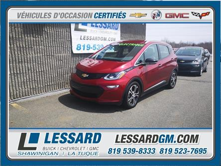 2018 Chevrolet Bolt EV Premier (Stk: 20-111AS) in Shawinigan - Image 1 of 30