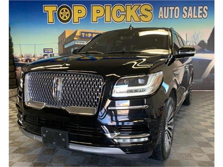 2019 Lincoln Navigator L Reserve (Stk: L08742) in NORTH BAY - Image 1 of 30